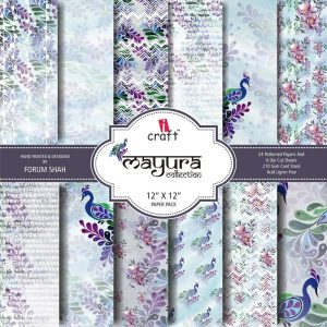 iCraft Mayura Collection Paper Pad