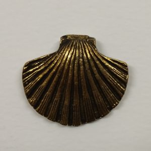 Antique Gold Pendant