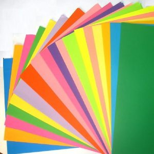 Mixed Colour Papers