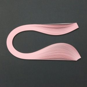 Light Pink 3mm Quilling Strips