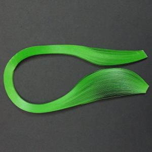 Lime Green 3mm Quilling Strips