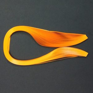 orange 3mm Quilling Strips