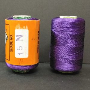 Silk Thread - Eminence Purple