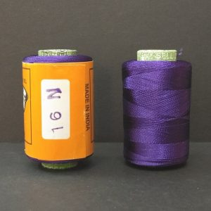 Silk Thread - Purple