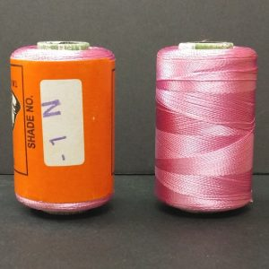 Silk Thread - Creamy Pink