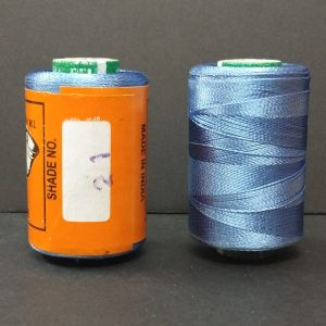 Silk Thread - Tufts Blue
