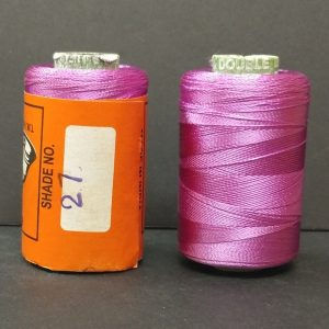Silk Thread - Fuschia Pink