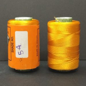 Silk Thread - Mandarin Orange