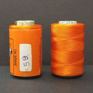 Silk Thread -  Orange