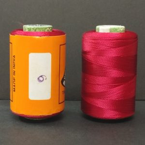 Silk Thread - Red