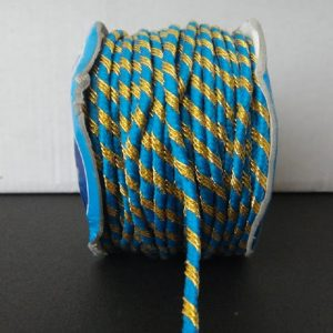 Light Blue Cotton Rope