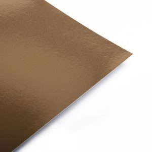 Gold Mirror CardStock