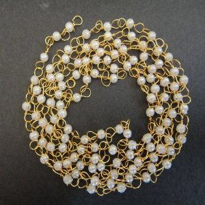 Pearl Link Chain
