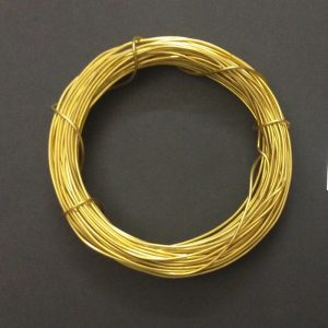 18 Gauge Gold Metal Wire