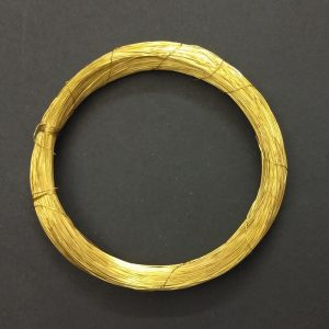 28 Gauge Gold Metal Wire