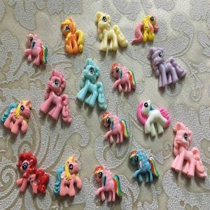 My Little Pony Resin Embellishment