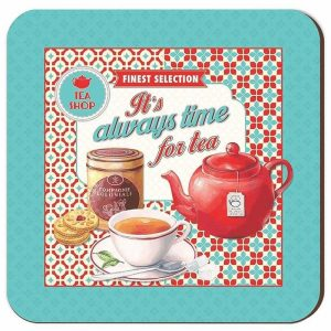 It`s Always Time For Tea Decoupage Napkin
