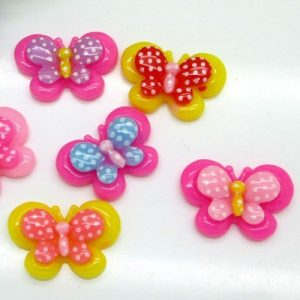 Butterfly Resin Embellishment