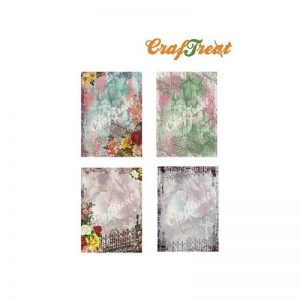 Craftreat Decoupage Paper  - Gate