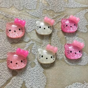 Hello Kitty Resin Embellishment