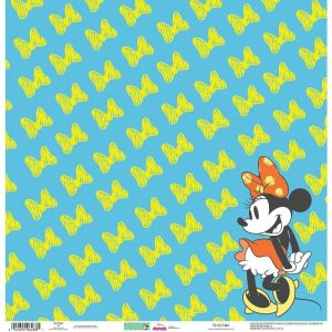 Disney Theme Papers - Minnie Mouse