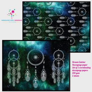 Nakshathra Designz Decoupage Paper - Dream Catcher
