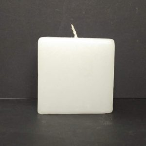 Cube Shape Candle