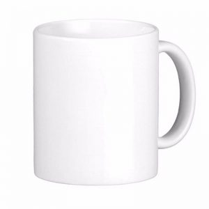 Ceramic White Coffee Mug
