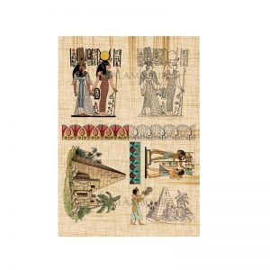 Calambour Rice Paper - Ancient Egyptian Style 4