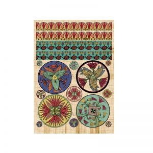 Calambour Rice Paper - Ancient Egyptian Style 6