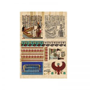 Calambour Rice Paper - Ancient Egyptian Style 3