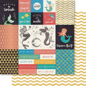Bella! Dream Double-Sided Cardstock 12 X 12