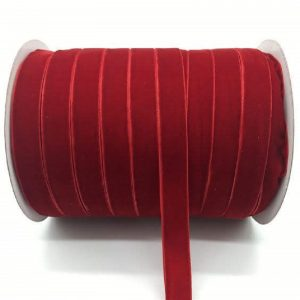 Red Velvet Ribbon