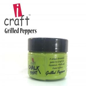 I Craft Chalk Paint - Grilled Peppers 50ml