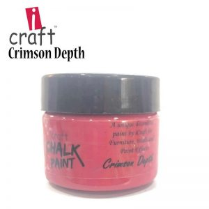 I Craft Chalk Paint - Crimson Depth