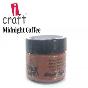 I Craft Chalk Paint - Midnight Coffee 100ml
