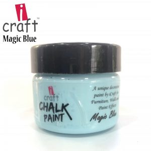 I Craft Chalk Paint - Magic Blue 100ml