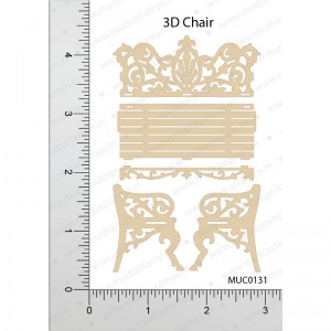 3 D Chair Mudra Chipzeb