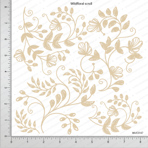 Wildfloral Scroll Mudra Chipzeb