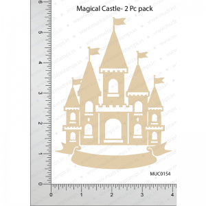 Magical Castle Mudra Chipzeb