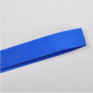 Royal Blue Plain Grosgrain Ribbon