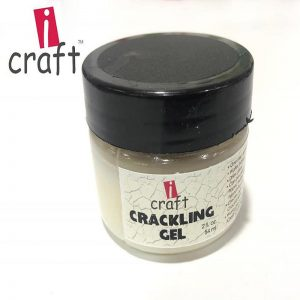 I Craft - Crackling Medium Gel 100 ml