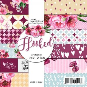 Papericious Designer Edition Hooked 12 x 12 Paper Pack