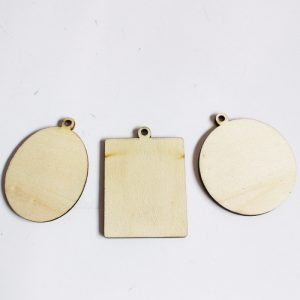 MDF Blanks - Basic Shapes