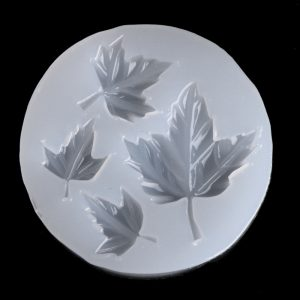 Maple Leaves Resin Mould
