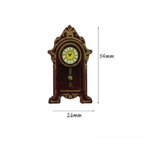 Miniature Vintage Clock