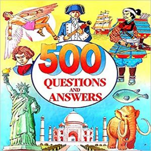 500 Questions and Answers by Anne McKie