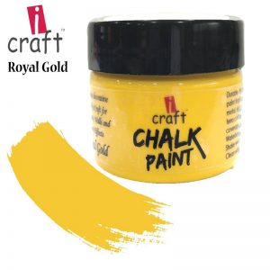 I Craft Chalk Paint - Royal Gold