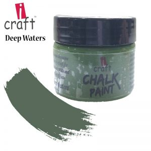 I Craft Chalk Paint - Deep waters 50ml