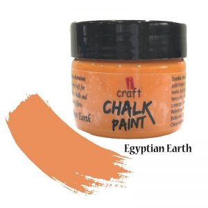 I Craft Chalk Paint - Egyptian Earth 100ml